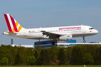 D-AGWU @ EDDH - Germanwings (GWI/4U) - by CityAirportFan
