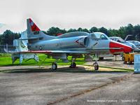 155049 - Douglas NA-4M 'Skyhawk' Salty Dog 300 - by Tavoohio