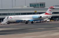 OE-LVE @ EGCC - At Manchester - by Guitarist