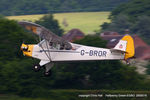 G-BROR @ EGBO - at Halfpenny Green - by Chris Hall