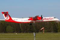 D-ABQB @ EDDH - Air Berlin (BER/AB) - by CityAirportFan
