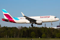 D-AIZT @ EDDH - Eurowings (EWG/EW) - by CityAirportFan