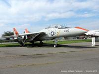 161623 - Grumman F-14A Tomcat - by Tavoohio