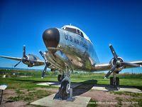 42-72592 - Douglas C-54 Skymaster - by Tavoohio