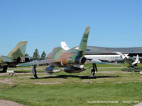 52-8886 - Republic F-84F Thunderstreak - by Tavoohio