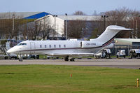 CS-CHA @ EGPE - Bombardier Challenger 350 [20544] (NetJets Europe) Inverness~G 23/01/2016 - by Ray Barber