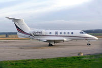 CS-PHG @ EGPE - Embraer EMB-505 Phenom 300 [50500264] (NetJets Europe) Inverness~G 23/01/2016