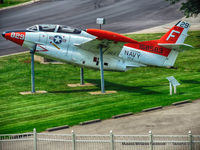 158583 - North American T-2C Buckeye - by Tavoohio