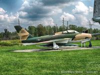 51-9456 - Republic-General Motors F-84F-35-GK Thunderstreak - by Tavoohio