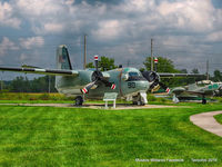 136790 - Grumman C-1A Trader - by Tavoohio
