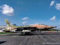 57-5820 - Republic F-105B Thunderchief - by Tavoohio