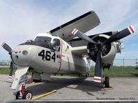 136464 - Grumman S-2F Tracker - by Tavoohio
