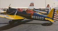 N440RR @ HMT - Picture taken at Hemet Ryan Airport in California. - by Clayton Eddy