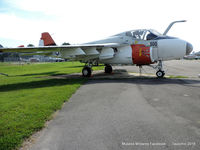 156997 - Grumman A-6E Intruder - Salty Dog 500 - by Tavoohio