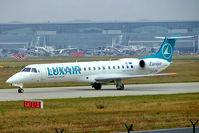 LX-LGW @ EDDF - Embraer ERJ-145LU [145135] (Luxair) Frankfurt~D 10/09/2005