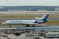 RA-85753 @ EDDF - Tupolev Tu-154M [92A-935] (Pulkovo Aviation) Frankfurt~D 09/09/2005