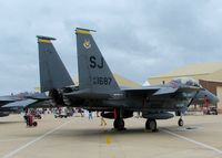 88-1687 @ KBAD - At Barksdale Air Force Base. - by paulp
