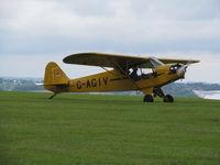 G-AGIV @ EGHA - old cub - by magnaman
