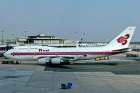 HS-TGG @ EDDF - Boeing 747-4D7 [33771] (Thai Airways) Frankfurt~D 08/09/2005