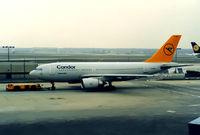 D-AIDA @ EDDF - Condor - by kenvidkid