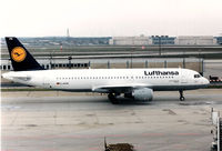 D-AIPN @ EDDF - Lufthansa, it was destroyed a few months after I photographed it. - by kenvidkid
