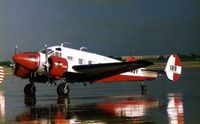 N165X @ AFW - Freedom Flight Tour stop 1995