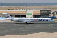 9A-CBJ @ EDDF - McDonnell Douglas DC-9-83 [49449] (Air Adriatic) Frankfurt~D 09/09/2005