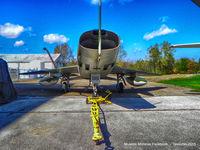 56-3081 - North American F-100D Super Sabre - by Tavoohio