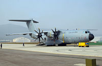 ZM405 @ RKSM - Airbus A400M Atlas C.1 [024] (Royal Air Force) Seoul AB~HL 20/10/2015