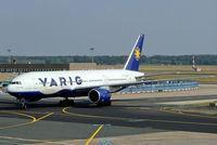PP-VRE @ EDDF - Boeing 777-222ER [30213] (VARIG) Frankfurt~D 08/09/2005