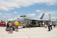 168886 @ KDVN - At the Quad Cities Air Show - by Glenn E. Chatfield