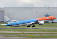 PH-BVA @ AMS - Take off from Schiphol Airport in New Colours - by Willem Göebel