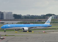 PH-BVR - B77W - KLM