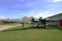A157 @ LFLQ - Sepecat Jaguar A, Musée Européen de l'Aviation de Chasse at Montélimar - by Yves-Q