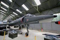 30 @ LFLQ - Dassault Etendard IV.M, Musée Européen de l'Aviation de Chasse at Montélimar - by Yves-Q