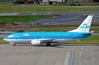 PH-BDO @ EGBB - Boeing 737-306 [24262] (KLM Royal Dutch Airlines) Birmingham Int'l~G 03/07/2005 - by Ray Barber