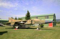 582 @ LFLQ - Mikoyan-Gurevich MiG-23MF, Musée Européen de l'Aviation de Chasse at Montélimar-Ancône airfield (LFLQ) - by Yves-Q