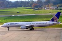 N17128 @ EGBB - Boeing 757-224ET [27567] (Continental Airlines) Birmingham Int'l~G 16/11/2004 - by Ray Barber