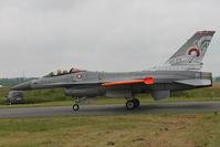 E-008 @ EBFS - BAF days at Florennes. Danish Air Force solo display. - by Raymond De Clercq