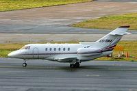 CS-DNX @ EGBB - Hawker-Siddeley HS.125/800XP [258511] (NetJets Europe) Birmingham Int'l~G 14/11/2008 - by Ray Barber