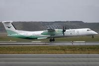 LN-WDE @ EKCH - Take off