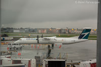 C-GJWE @ CYVR - Parked in domestic - by Remi Farvacque