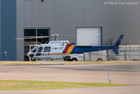 C-GMPN @ CYXS - Parked by NT Air hangar - by Remi Farvacque