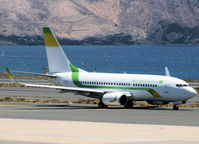 5T-CLC @ LPA - Taxi to the runway of Las Palmas Airport - by Willem Göebel