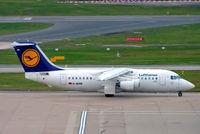 D-AVRB @ EGBB - BAe 146-RJ85 [E2253] (Lufthansa Regional) Birmingham Int'l~G 15/01/2007 - by Ray Barber