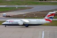 G-BZAX @ EGBB - BAe 146-RJ100 [E3356] (BA Connect) Birmingham Int'l~G 31/03/2006 - by Ray Barber