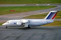 EI-RJB @ EGBB - BAe 146-RJ85 [E2330] (Cityjet/Air France) Birmingham Int'l~G 18/11/2008 - by Ray Barber