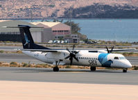 CS-TRF @ LPA - Taxi to the runway of Las Palmas Airport - by Willem Göebel