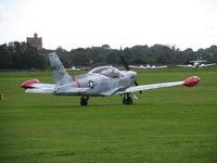 N405FD @ EGHR - nice plane - by magnaman