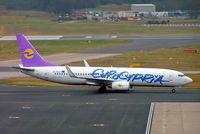5B-DBZ @ EGBB - Boeing 737-8BK [33030] (Eurocypria) Birmingham Int'l~G 29/12/2008 - by Ray Barber
